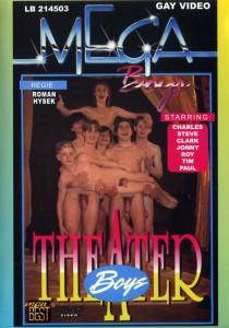 Theater Boys + Liebes Studio DVD (NC)