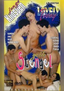 Geile Stengel DVDR (NC)