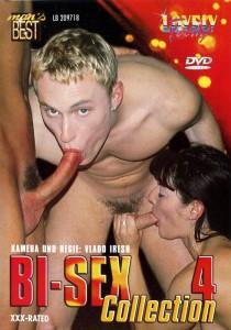 Bi-Sex Collection 4 DVD