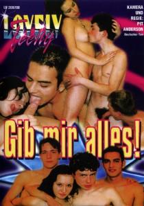 Gib Mir Alles! DVDR (NC)
