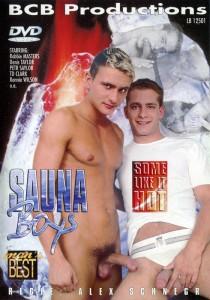 Sauna Boys DVDR (NC)