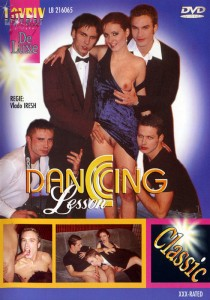 Dancing Lesson DVDR (NC)