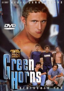 Green Horns DVDR (NC)