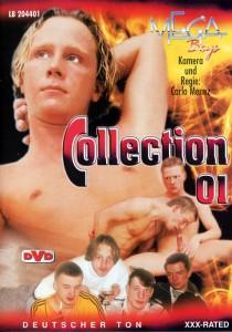 Mega Boys Collection 01 DVDR (NC)