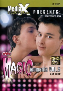 Magic Moments Vol 5 DVD