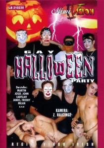 Gay Halloween Party DVDR (NC)
