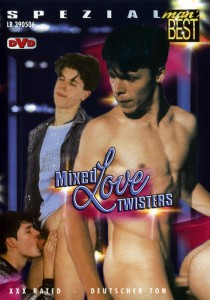 Mixed Love & Twisters DVDR (NC)