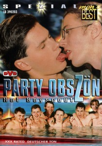Party Obszön Hot Boyscout DVD