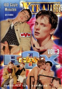 Gay Box 3 DVD