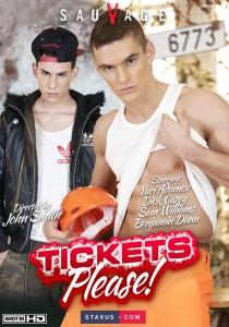 Tickets Please! DVDR (NC)