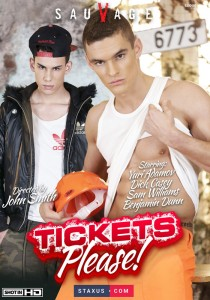 Tickets Please! DVD (NC)