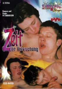 Zeit Der Versuchung DVDR