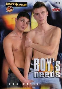 Boys Needs DVD (NC)