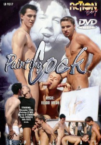 Painting Cock DVD (NC)