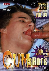 Cum Shots Vol. 4 DVD