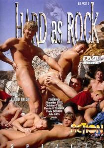 Hard As Rock DVD (NC)