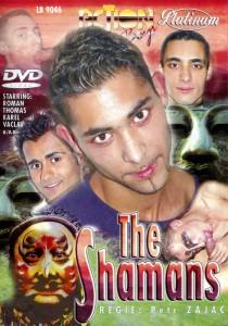The Shamans DVDR (NC)