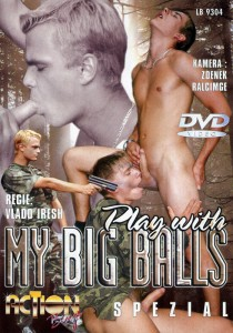 Play With My Big Balls DVDR (NC)