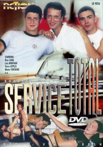 Service Total DVD (NC)