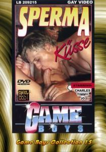 Game Boys Collection 15 - Sperma Küsse + Waldspiele DVD
