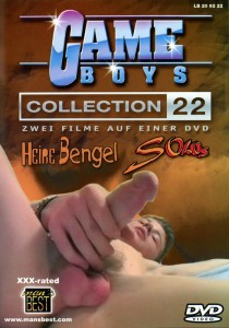Game Boys Collection 22 - Heisse Bengel + Solo's DVDR (NC)