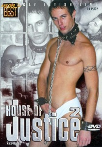 House Of Justice 2 DVDR (NC)