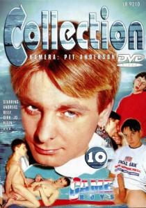 Game Boys Collection 10 - Sexperten + Crash Kids DVDR (NC)