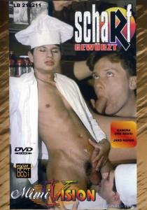 Scharf Gewürzt DVD - Front