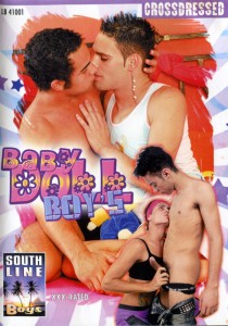 Baby Doll Boys DVD - Front
