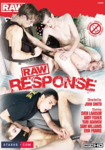 Raw Response DVD - Front