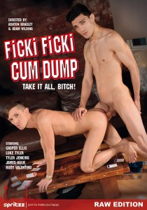 Ficki Ficki Cum Dump DVDR (NC)