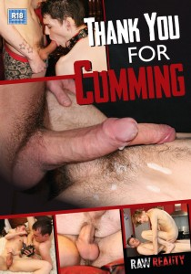 Thank You For Cumming DVD