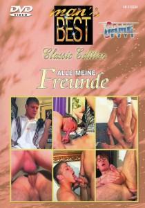 Alle Meine Freunde DVD - Front