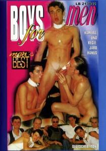 Boys For Men DVDR (NC)