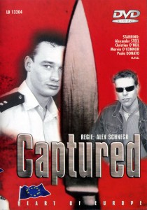 Captured DVD (NC)