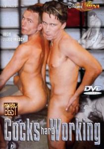Cocks Hard Working DVD