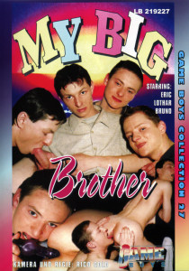 Game Boys Collection 27 - My Big Brother + Farbenspiele DVD