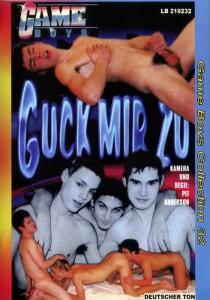 Game Boys Collection 32 - Guck Mir Zu + Fresh Cocks DVDR