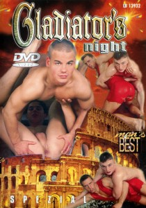 Gladiator's Night DVDR