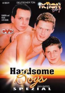 Handsome Boys DVDR (NC)