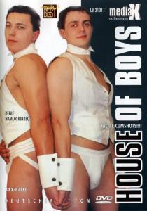 House of Boys DVDR (NC)
