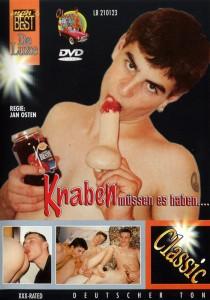 Knaben Müssen Es Haben DVD (NC)