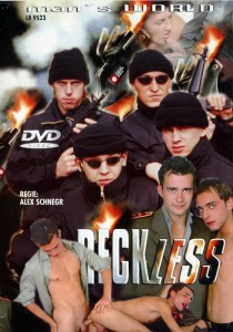 Reckless (Mans Best) DVD - Front