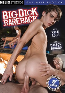 Big Dick Bareback DVD