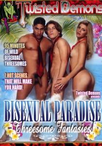 Bisexual Paradise - Threesome Fantasies! DVD