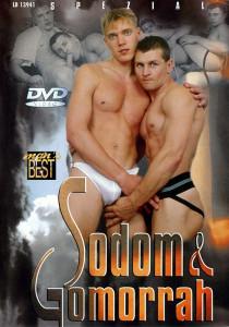 Sodom & Gomorrah DVDR (NC)