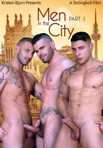 Men in the City part 1 DVD (S)