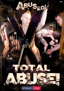 Total Abuse DVD - Front