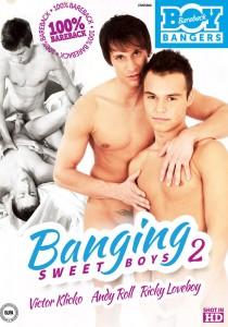 Banging Sweet Boys 2 DVD - Front