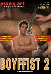 Boy FFist 2 DVD (NC)